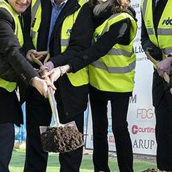 Read more at: Ground-breaking ceremony celebrates start of construction work on new Heart and Lung Research Institute in Cambridge